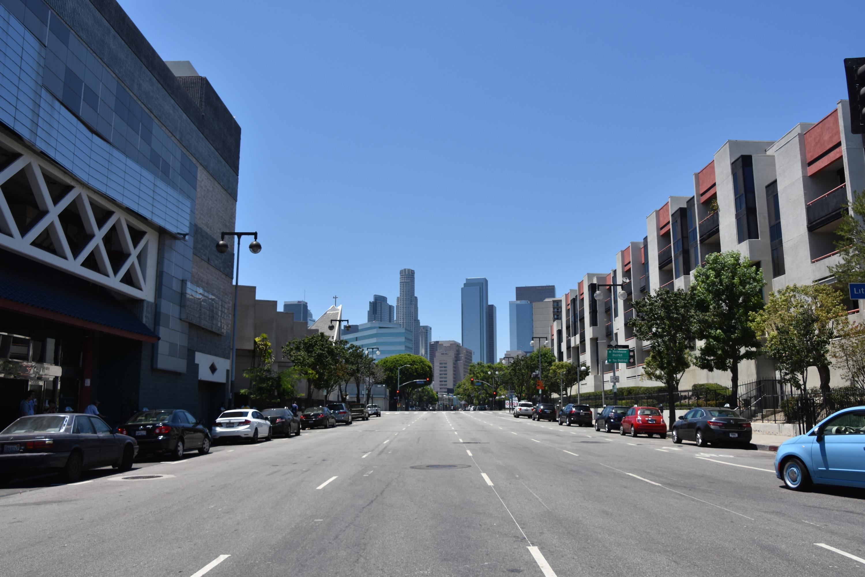 LAダウンタウンの定番観光スポット