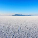まるでボリビア! アメリカの美しい塩湖、ボンネビル・ソルトフラッツ