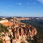 岩の柱が立ち並ぶブライスキャニオン国立公園の楽しみ方