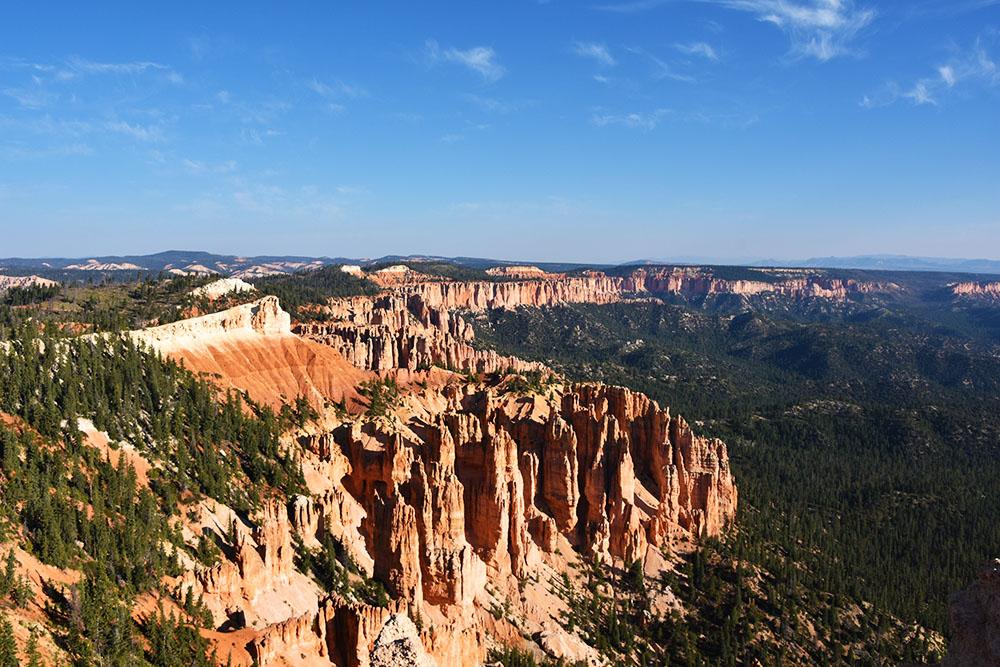 岩の柱が立ち並ぶ「ブライスキャニオン国立公園」の楽しみ方