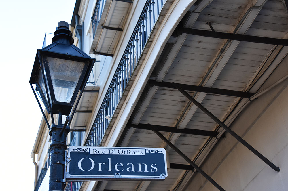 ニューオーリンズは町歩きが楽しい!