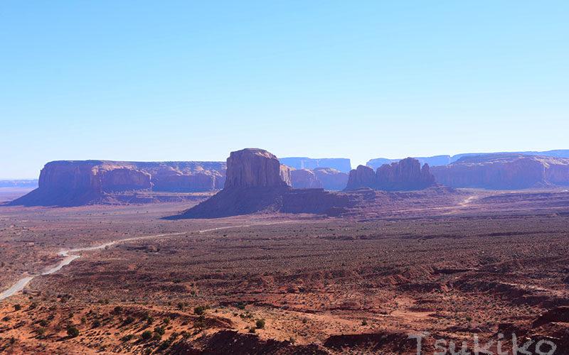 ナバホ族が守り続けてきたアメリカの原風景 <br/>モニュメント・バレー