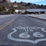 ルート66から見るアメリカの原風景Part1 カリフォルニア〜アリゾナ
