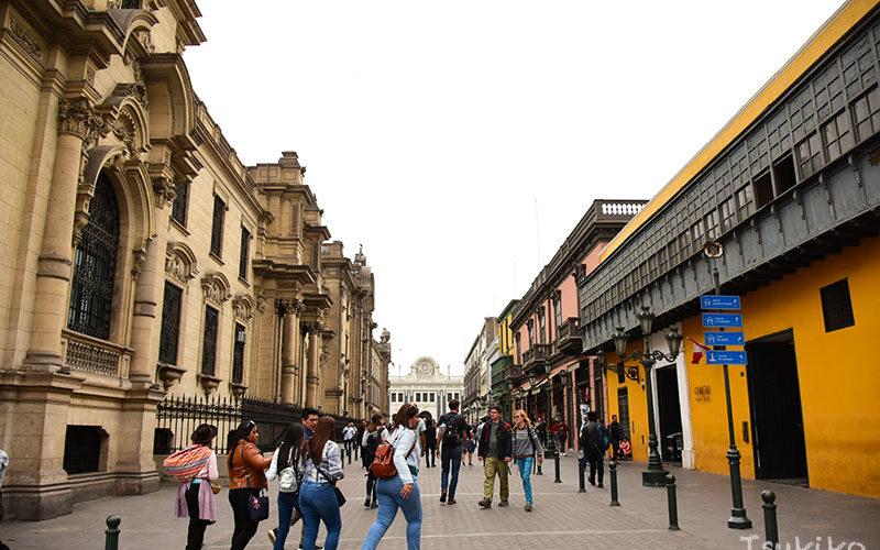 ペルーの首都リマで訪れるべき観光スポット