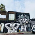 LAの流行発信地、アボットキニーのおしゃれスポット