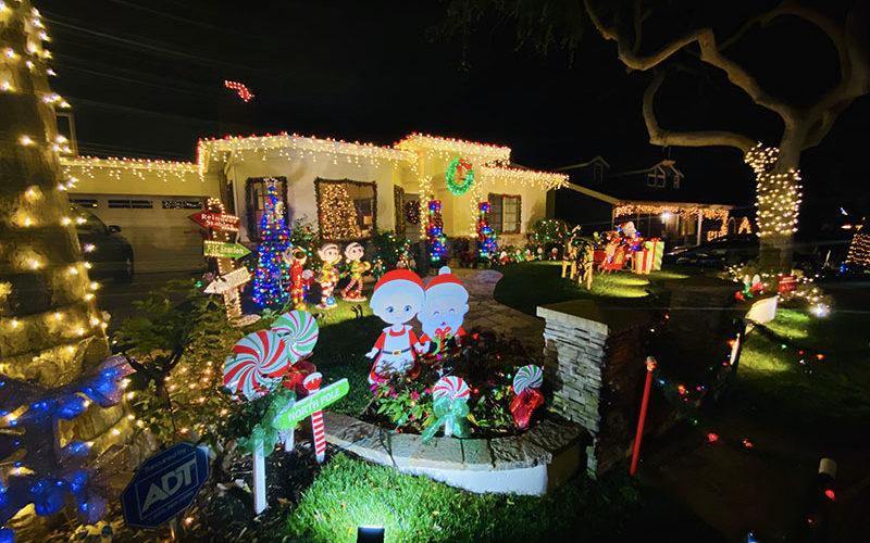 LAでクリスマスイルミネーションを楽しめるスポット