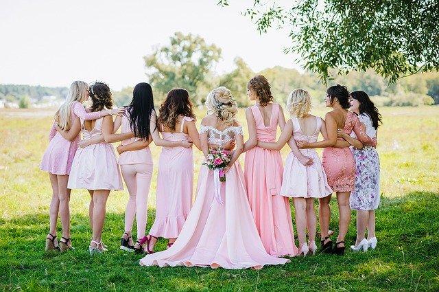 アメリカで結婚式に参加