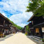宿場町の面影残る「奈良井宿」を散策して江戸時代にタイムスリップ